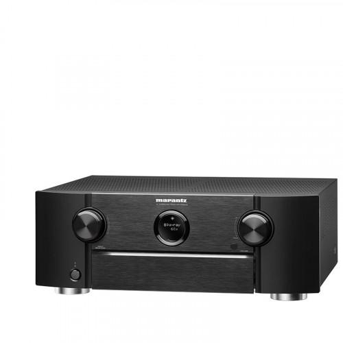 Receiver Marantz SR6012. 9.2 Canale. 185 W. Full 4K Ultra HD. Negru