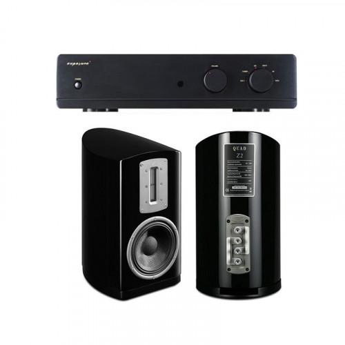 Amplificator Integrat Exposure 3010S2D + Boxe de raft Quad Z-2
