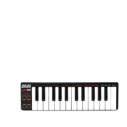 Mini MIDI controller Akai LPK 25
