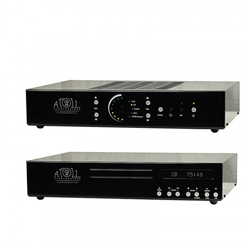 Amplificator Atoll IN 30 + CD Player Atoll CD 30