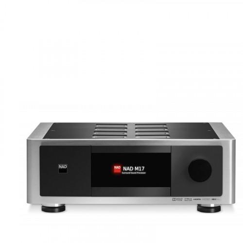 AV Surround Sound Preamp Processor NAD M17