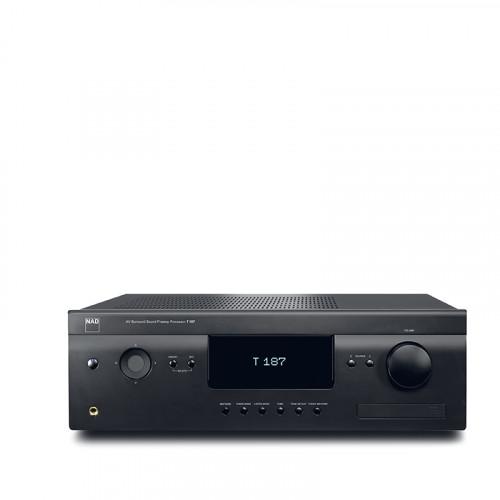 Surround Sound Preamp Processor NAD T 187
