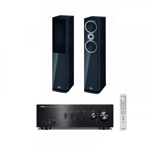 Yamaha A-S501 + Boxe Heco Music Style 500