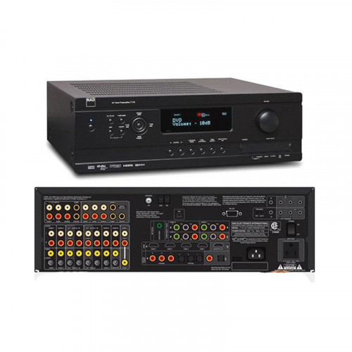 Receiver NAD T757