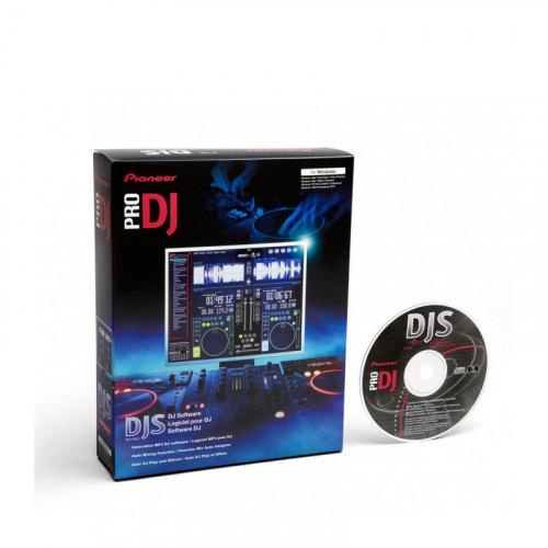 DJ SOFTWARE PIONEER SV-DJS01
