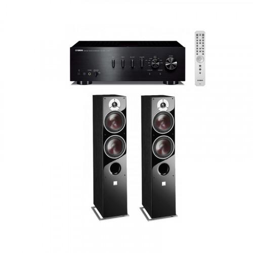 Boxe Dali Zensor 5 + Amplificator stereo Intrari digitale Yamaha A-S701